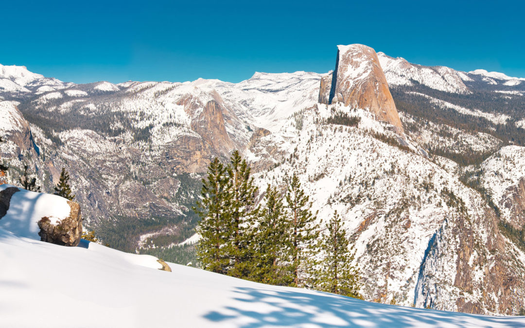 Glacier Point Road Opens April 28